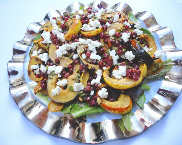 squash salad 1