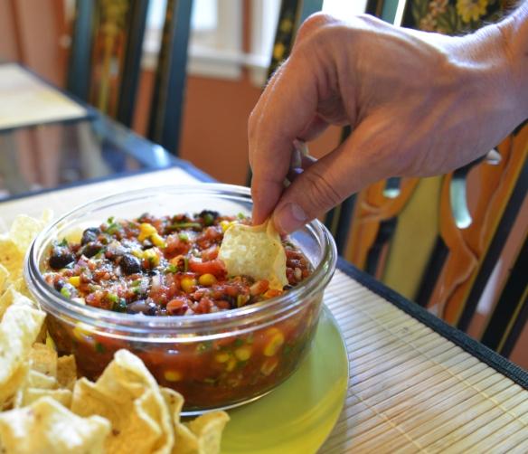 salsa for vore