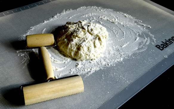 Dough Sized